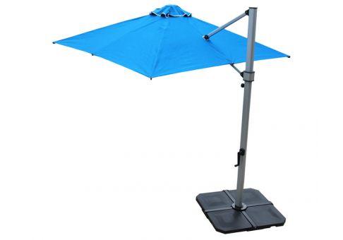 Frankford Aurora 9 Square Cantilever Umbrella Umbrella