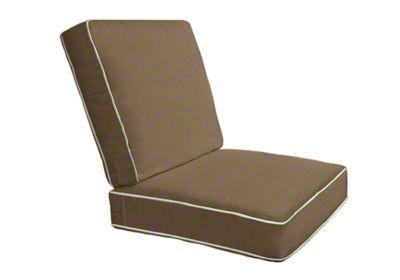 custom deep seating chair cushion set