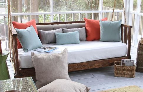 Daybed Cushion and Pillows