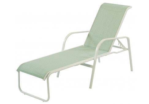 Ocean Breeze Sling Chaise Lounge Umbrella Source