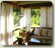 Outdoor Drapes from outdoordrapes.com