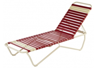 Aruba Strap Chaise Lounge