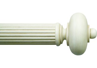"House Parts Royal Anastasia Finials for 2"" pole"