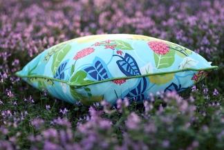 Custom Outdoor Throw Pillow