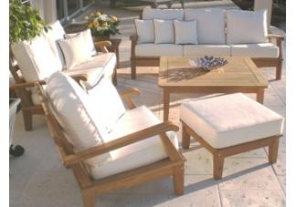 Miami Deep Seating Sofa Group