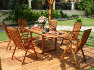 Shorea Patio Furniture