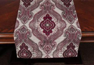 Merry Medallions Table Runner