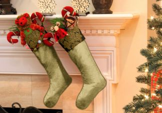 Holiday Collection Christmas Stockings