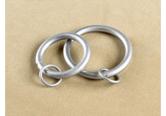 Silver Outdoor Rings