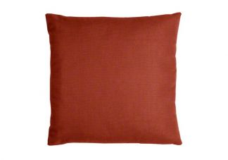 Sunbrella Terracotta Pillow