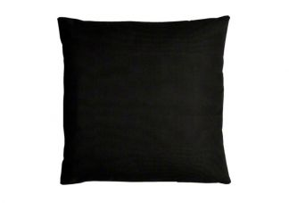 Sunbrella Black Pillow