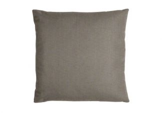 Sunbrella Spectrum Graphite Pillow