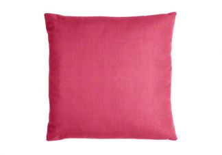 Sunbrella Hot Pink Pillow