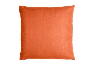 Sunbrella Spectrum Cayenne Pillow
