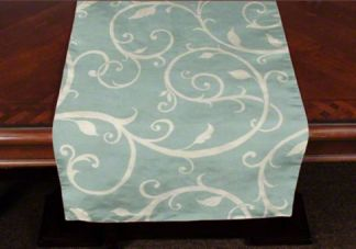 custom wedding table runners