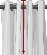 Drapes Measuring Guide