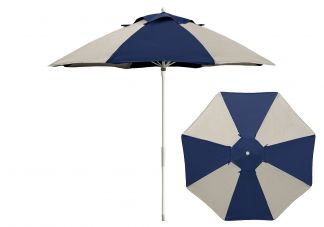 Commercial Market Umbrella Fiberglass