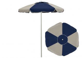 6 Panel Patio Umbrella