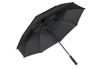 Fiberglass Golf Umbrella-Black