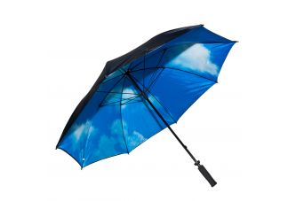 Fiberglass Golf Umbrella-Blue Sky