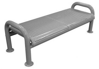 Perforated Uleg Bench