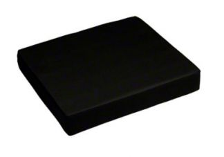 Sunbrella Black Seat Cushion