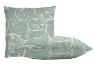 Sunbrella Cabaret Blue Haze Pillow Set