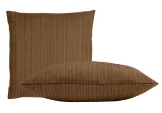 Sunbrella Dupione Oak Pillow Set