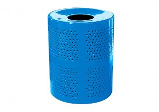 Shop Thermoplastic-Coated Trash Cans