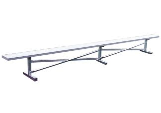 All Aluminum Player Bench