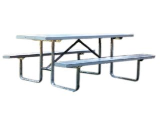 picnic tables, aluminum picnic tables, aluminum picnic table frames