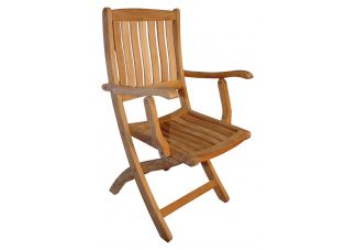 Teak Providence Chair  with arms
