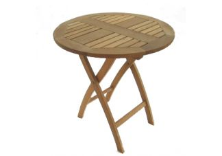 Cafe Folding Round Table