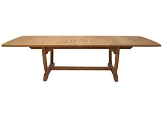 gala teak expansion table