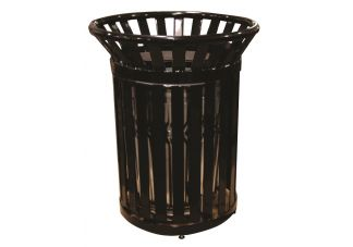 32 Gallon Round Side Door Receptacle