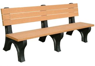 Deluxe 4 Backed Bench