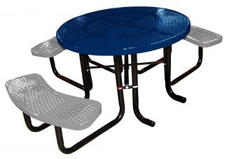 Round ADA Picnic Table