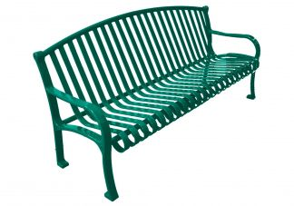 Shop Thermoplastic-Coated Steel Benches
