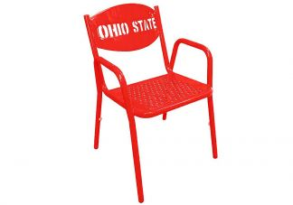 personalized chairs, steel chairs, custom chairs