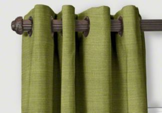 custom grommet blackout curtains