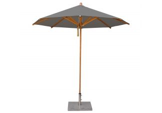 "8 3"" Levante Bamboo Market Umbrella"
