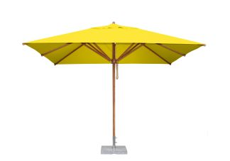 Yellow Levante Rectangle Umbrella
