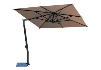 9.5 x 9.5 Square Offset Umbrella