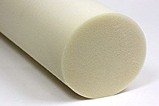 Round Foam Pillow Fill