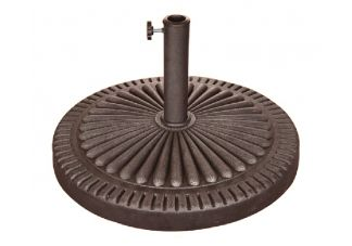 66 lb. Weather Resistant Umbrella Base