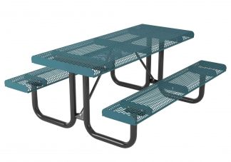 Rolled Style Portable Table