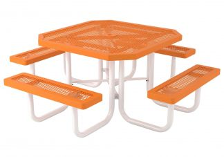 46 in. Octagonal Regal Portable Table
