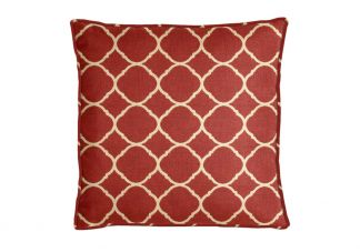 Sunbrella Accord II Crimson Pillow