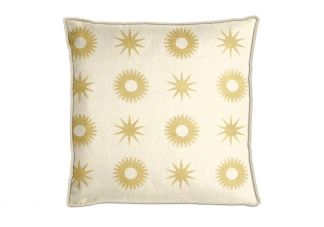 Highland Taylor Compass Gold Pillow