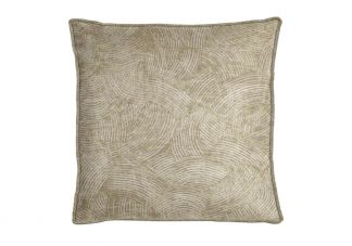 Robert Allen Gilt Swirls Zinc Pillows